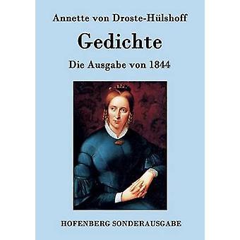 Gedichte von Annette von DrosteHlshoff