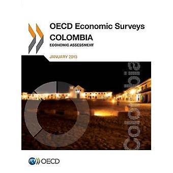 OECD ökonomische Umfragen Kolumbien 2013 wirtschaftliche Bewertung von OECD