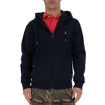Ralph Lauren blau Baumwoll Sweatshirt