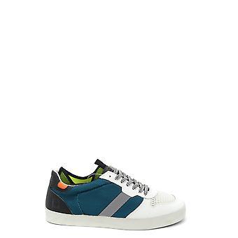 D.a.t.e. Multicolor Leather Sneakers