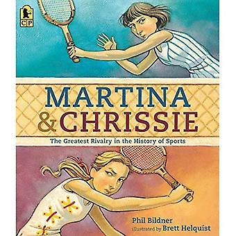 Martina och Chrissie: den största rivaliteten i historien om sport