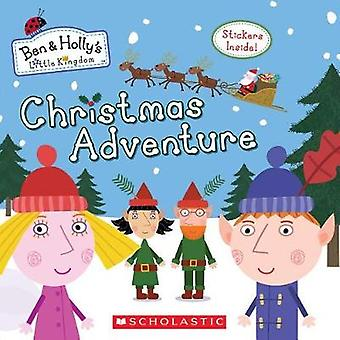 Christmas Adventure (Ben & Holly's Little Kingdom) by Eone - 97813382