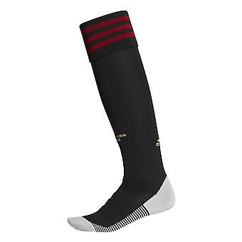 adidas Manchester United 2019/20 Home Football Socks Black/Red