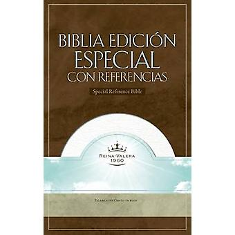 Bible Rvr 1960 Spec Ref White T/I by Bible - 9781558195387 Book