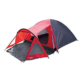 Yellowstone 4 Man Peak Dome Tent with Porch