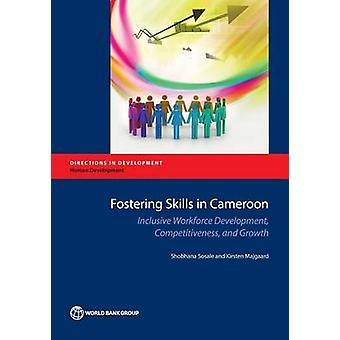 Att främja kunskaper i Kamerun - Inclusive arbetskraftens utveckling - kon