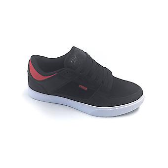 Osiris Black-Red-Dia Protocol Shoe