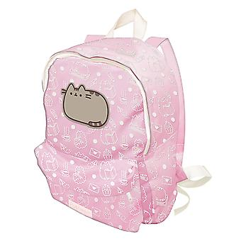 Pusheen Sweet & Simple Backpack with Front Pocket