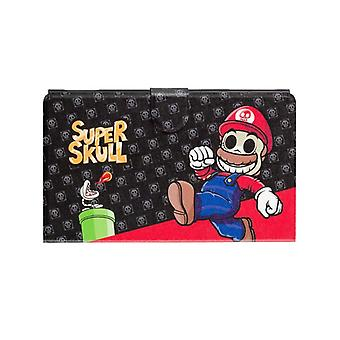 Super Mario: jour de la mort 2-en-1 étui de protection portable et le stand (Nintendo Switch)
