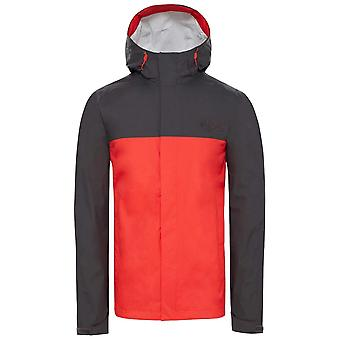 The North Face Fiery Red Mens Venture 2 Jacket