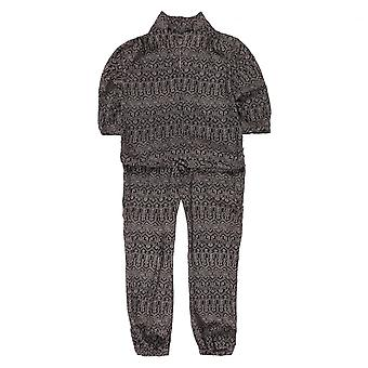 Maison Scotch Jumpsuit With Sleeves