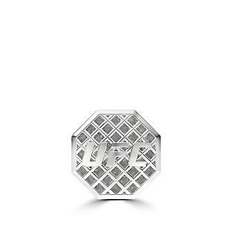 UFC - UFC Octagon Pin In Sterling Silver