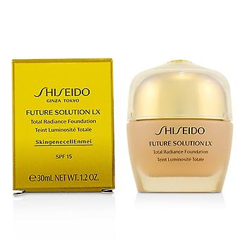 Shiseido Future Lösung LX Total Radiance Foundation SPF15 - # stieg 3 30ml/1,2 oz
