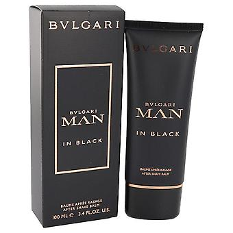 Bvlgari Man In Black After Shave Balm By Bvlgari