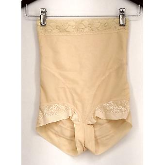 Slim 'N Lift Shaper Aire High Waisted Shaping Brief Beige  S417430