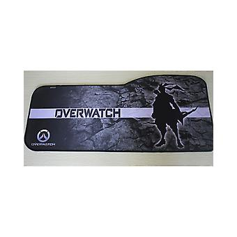 XL Overwatch E-Sports Keyboard mouse pad, size: 73x33/28 cm