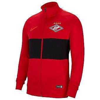2019-2020 Spartak Moscow Nike I96 Anthem Jacket (rouge)