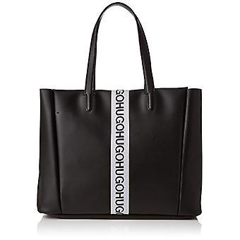 HUGO Kingston Small Tote - Black Women's Shoulder Bags (Black) 13x29x44cm (B x H T)
