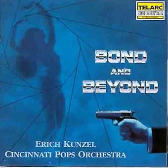 Erich Kunzel - Bond et au-delà [CD] USA import