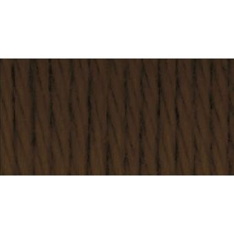 Satin Solid Yarn Mocha 164104 4013