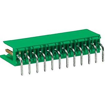 Pin strip (standard) AMPMODU MOD I Total number of pins 4 TE Connectivity 280616-2 Contact spacing: 3.96 mm 1 pc(s)