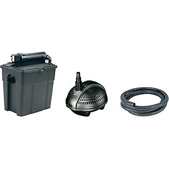 Filter set incl. UVC pond clarifier 2500 l/h Pontec 50239