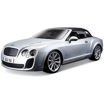 Burago Bentley Continental Supersports Convertible