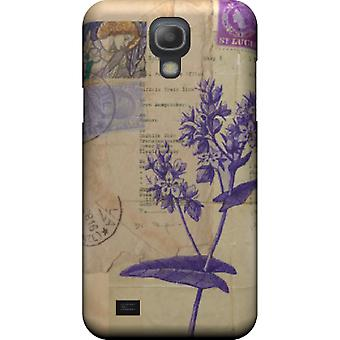 Cover shoot with Flower stamps for S4 Galaxy mini