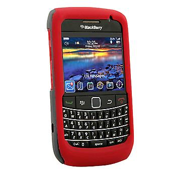 Naztech Vertex Protective Cover for BlackBerry Tour 9630 (Red)