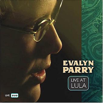Evalyn Parry - Live på Lula [DVD] USA import