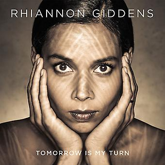 Rhiannon Giddens - Tomorrow Is My Turn [CD] USA import