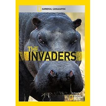 Invaders: Season 1 [DVD] USA import