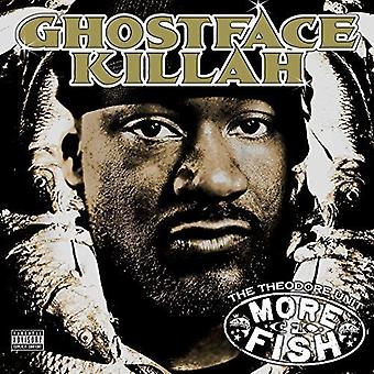 Ghostface Killah - More Fish (2LP) [Vinyl] USA import