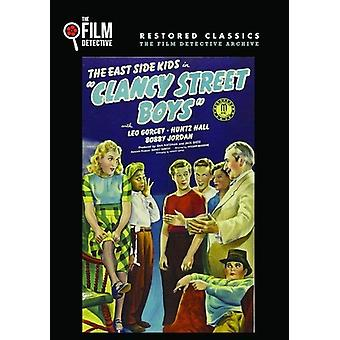 Clancy Street Boys [DVD] USA importerer