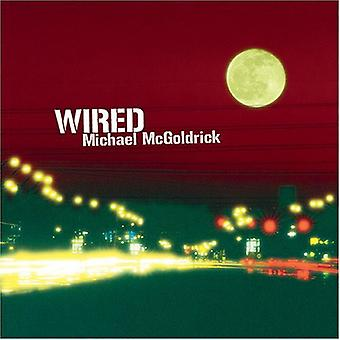 Michael McGoldrick - Wired [CD] USA import