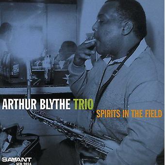 Arthur Blythe - spiritus i feltet [CD] USA importen