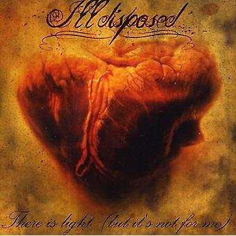 Illdisposed - der er lys, (men det er ikke for mig) [CD] USA import