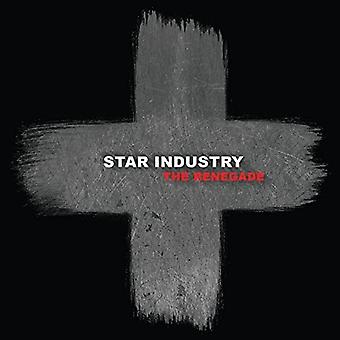 Stjerne industri - stjernede industri-the Renegade [CD] USA importerer