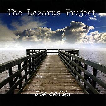 Joe Cefalu - Lazarus Project [CD] USA import