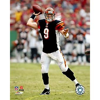 Carson Palmer - 06  07 Action Photo Print