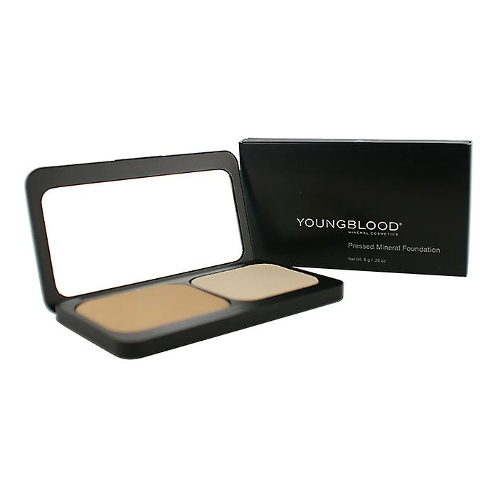 Youngblood Mineral Foundation - gedrückt Neutral 8g / 0,28 Unzen