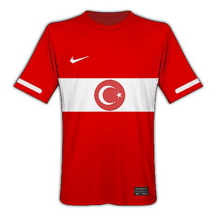 2010-11 Turkey Nike Home Shirt (Kids)