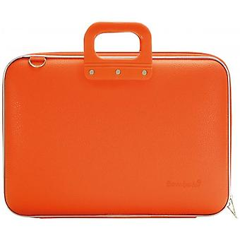 Bombata Classic Maxibomata 17inch Laptop Bag - Orange