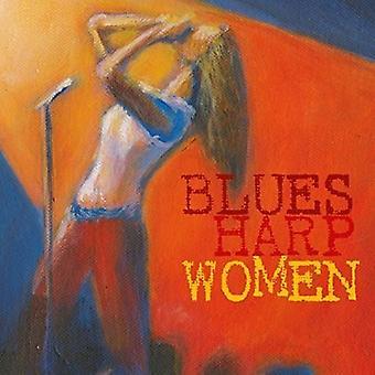 Forskellige kunstner - Blues harpe kvinder [CD] USA importerer