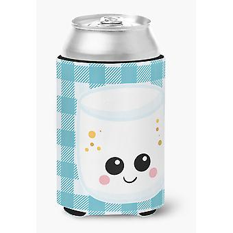 Carolines Treasures  BB7056CC Marshmellow Face Can or Bottle Hugger