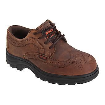 Result Mens Work-Guard S1P Managers Lace Up Safety Brogues