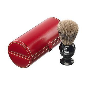 Kent BLK2 Small Black Shaving Brush