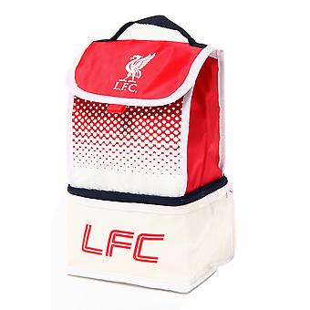 Liverpool FC Official Fade Insulated Football Crest Lunch Bag