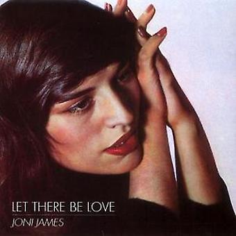 Joni James - Let There Be Love [CD] USA import
