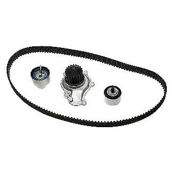 Gates TCKWP265B Engine Timing Belt Kit with Water Pump